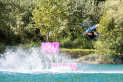 The base entertainment WAM PARK | wakeboard , water ski, kneeboard , wakeskate wakeski . Water Sport in France , near Annecy, Albertville, Chambery, Grenoble and Lyon