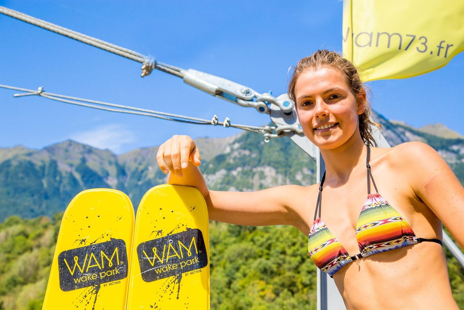Conseils   cours - wakeboard - Kneeboard - ski nautique