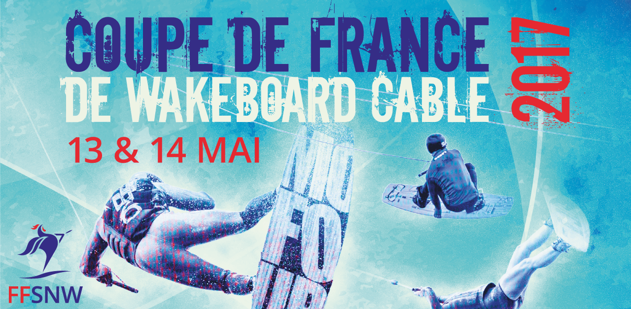 coupe de France wake cable