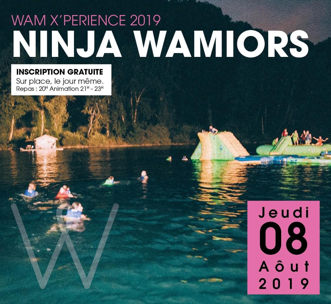 WAM XPERIENCE 2019 - Affiche A37
