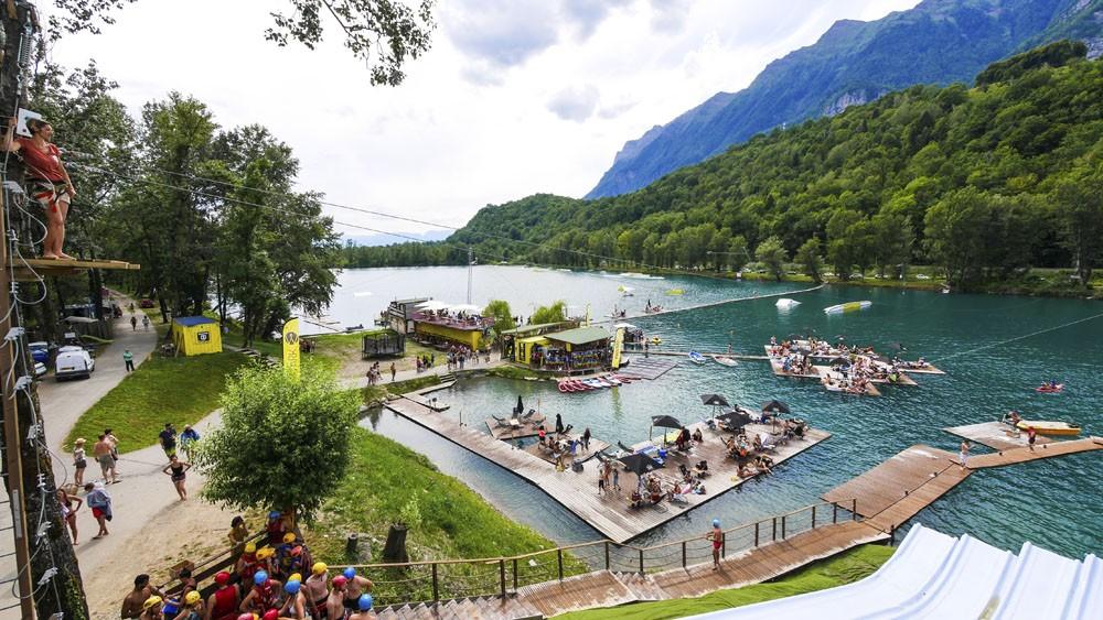 WAM PARK Savoie - Albertville